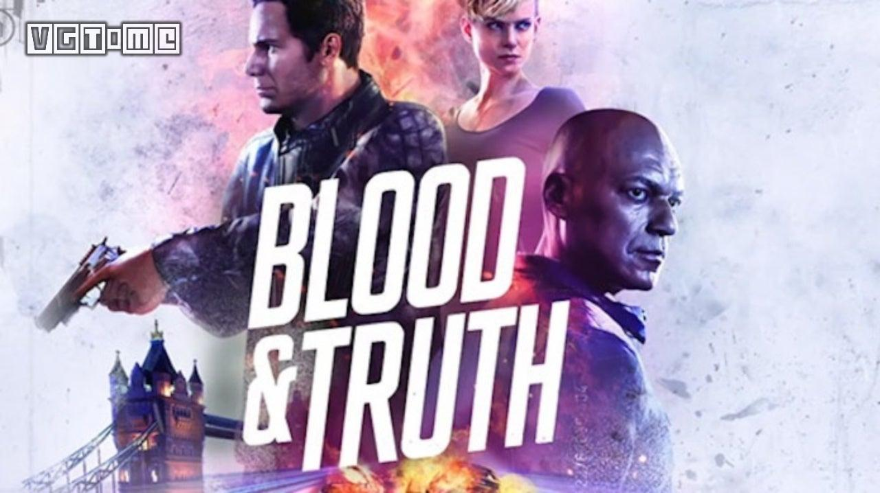 Fami通评分:《Blood & Truth》32分