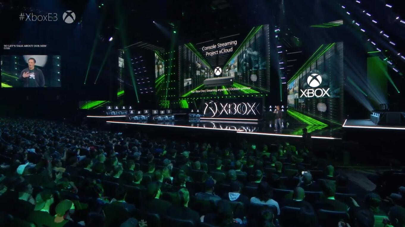 Project xCloud云游戏服务将于10月开始公测