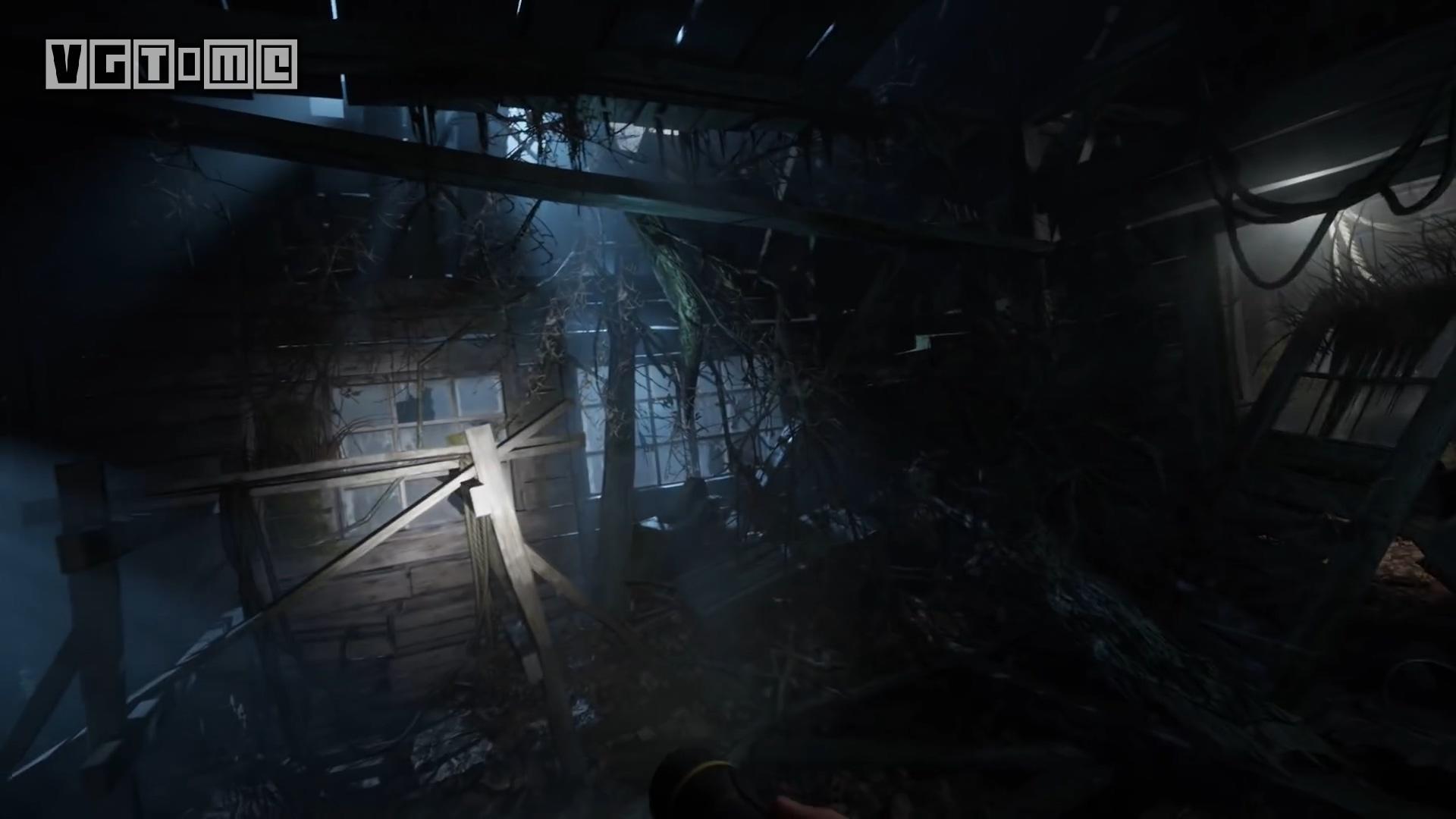 同名电影改编游戏《女巫布莱尔》公布 第一人称恐怖之旅