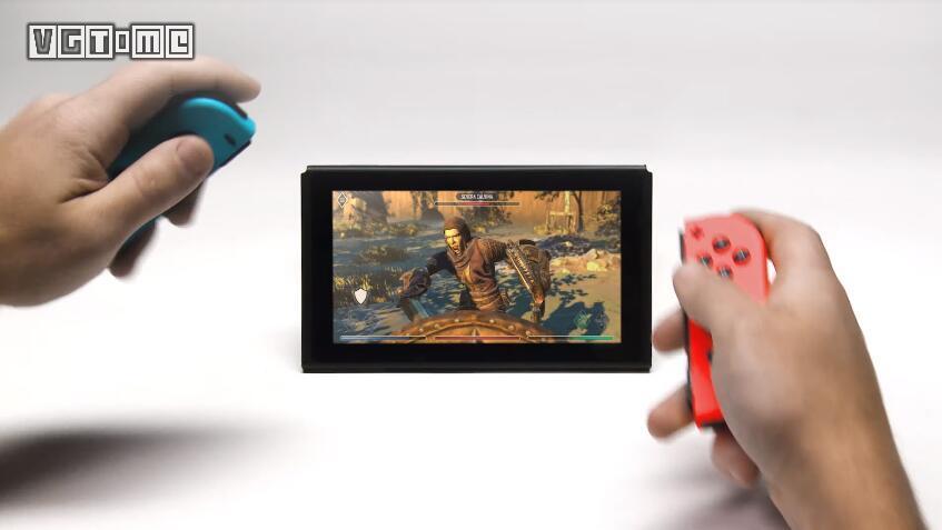 《上古卷轴 刀锋》将于今秋登陆Switch平台