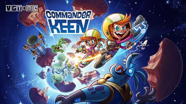 id Software经典IP复活 《Commander Keen》推出手游