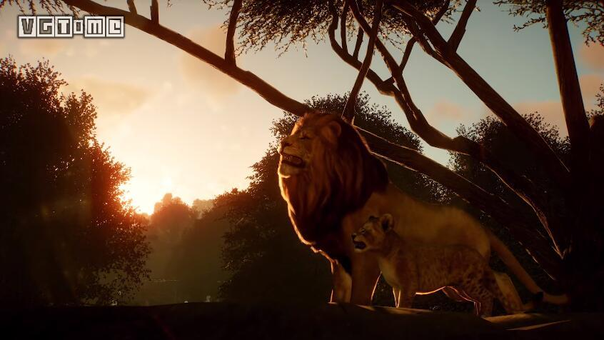 《过山车之星》开发商新作《动物园之星》将于11月5日发售