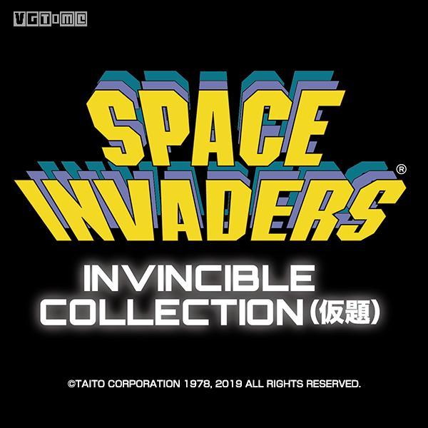 《太空侵略者》40周年纪念合集将于2020年登陆Switch