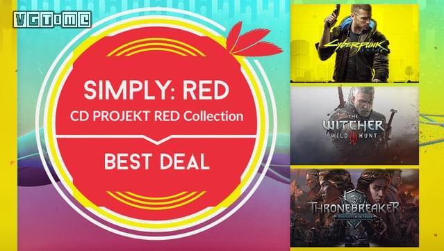 CDPR推出促销合集,《赛博朋克2077》和《巫师》全系列便宜打包