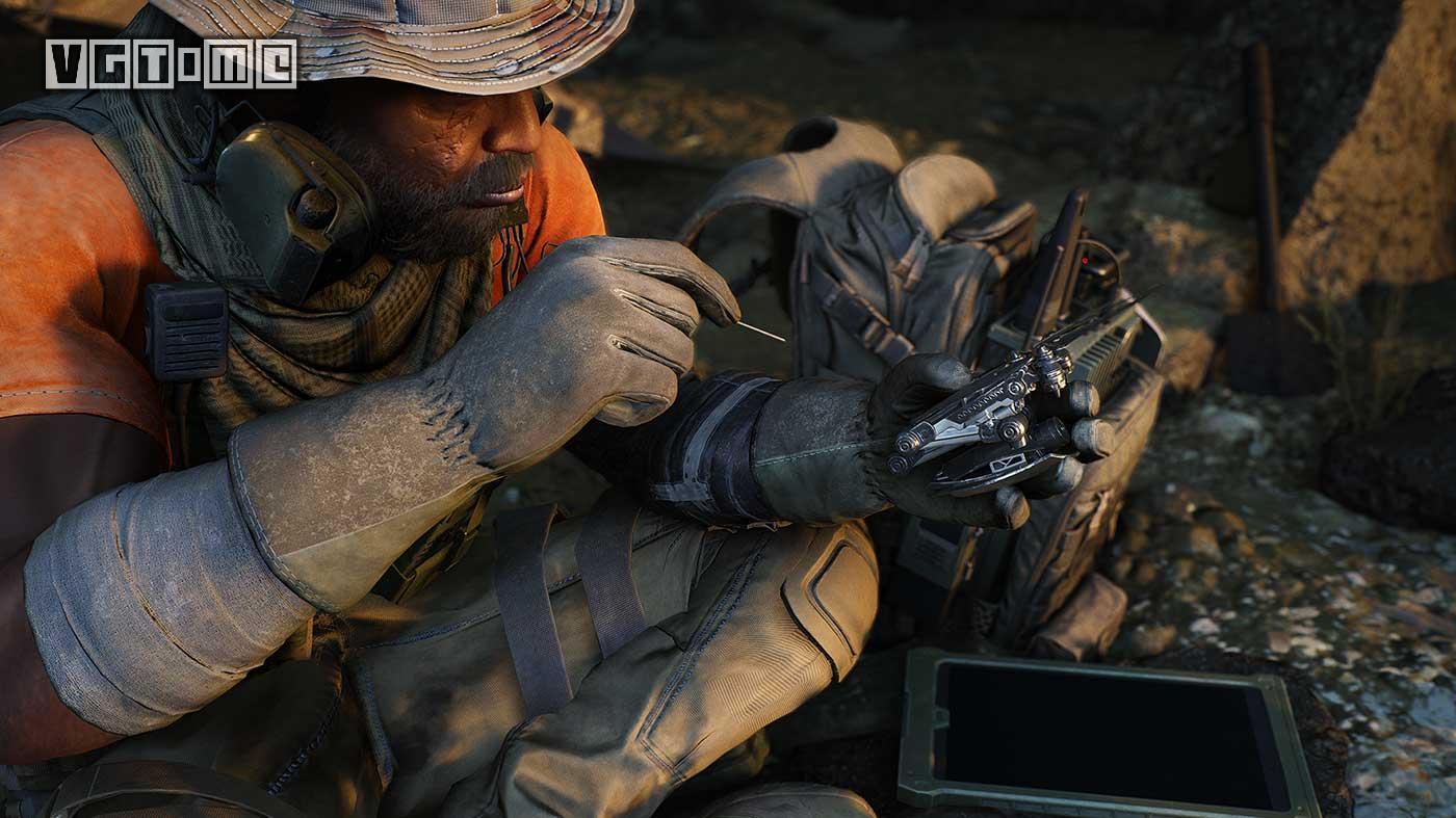 E3试玩《幽灵行动 断点》:人中枪,就会「负伤」