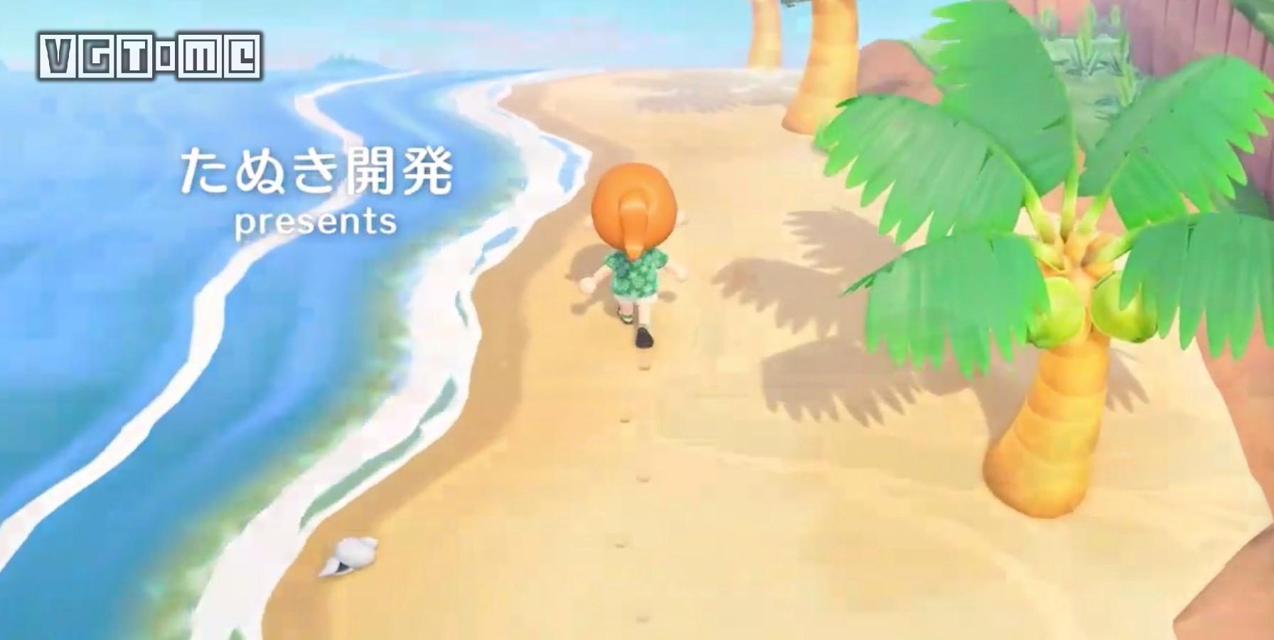 Switch《动物森友会》明年3月20日发售:更加丰富可爱的世界
