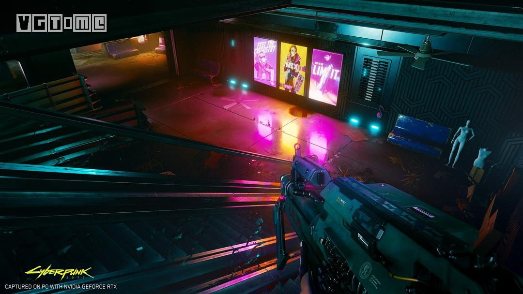 《赛博朋克2077》《看门狗:军团》将支持实时光线追踪