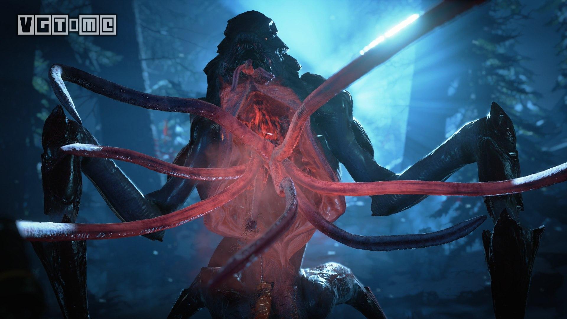 《战争机器5》「逃脱」模式体验:手撕怪物+生死时速