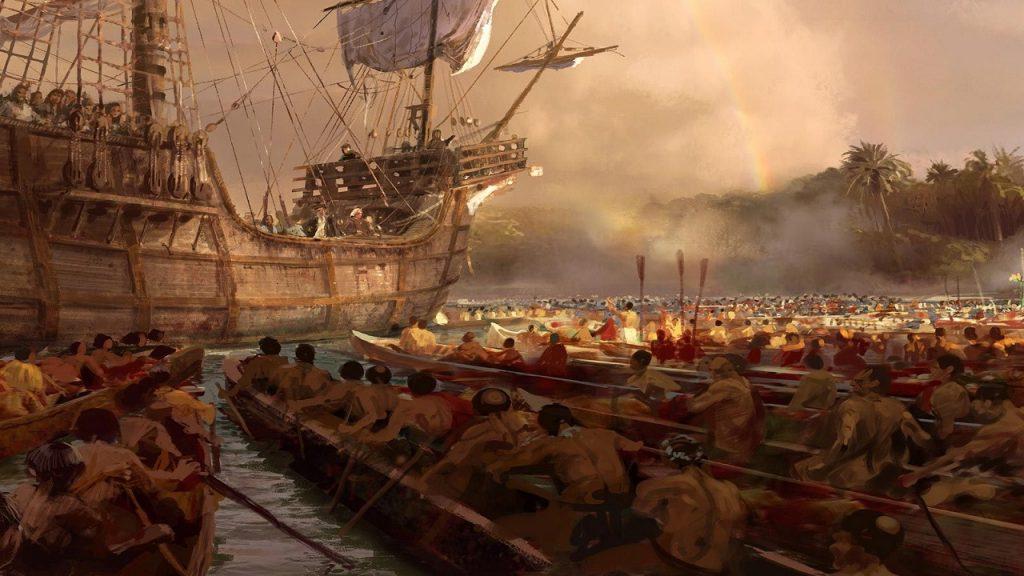 《帝国时代4》稳步推进中,年内公布更多消息