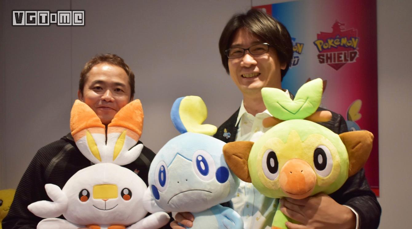 增田顺一:《宝可梦》未来作品或将支持旧作宝可梦传输