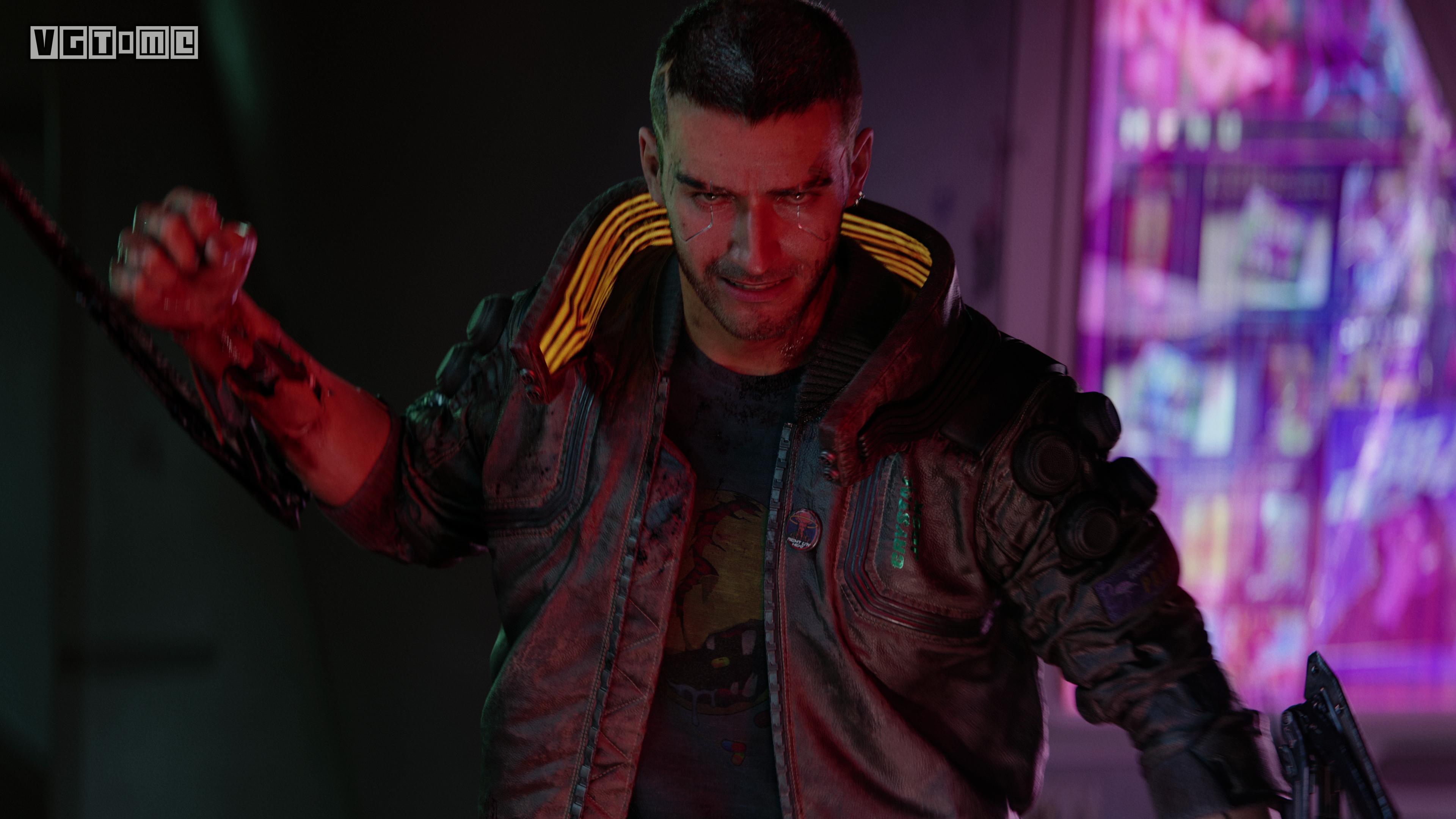 你们想看的《赛博朋克2077》小黑屋见闻终于来了!