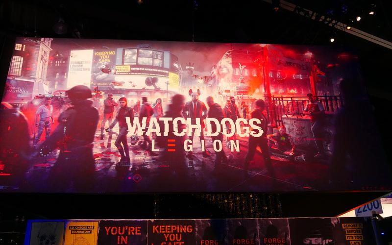 《看门狗 军团》E3试玩 扮演黑客老奶奶是种怎样的体验