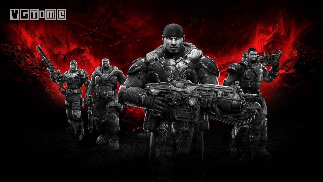 《战争机器》电影剧情不会基于游戏,也不影响游戏剧情