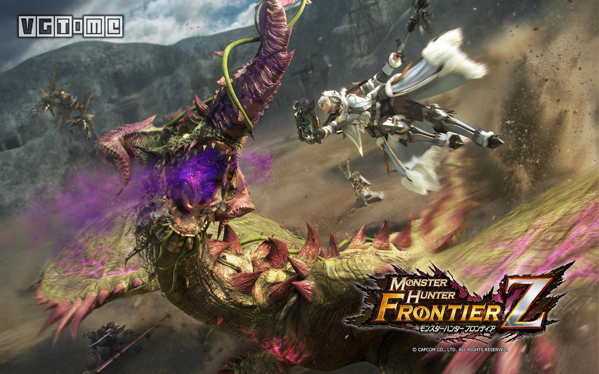 《怪物猎人 边境Z》将于2019年12月18日停服