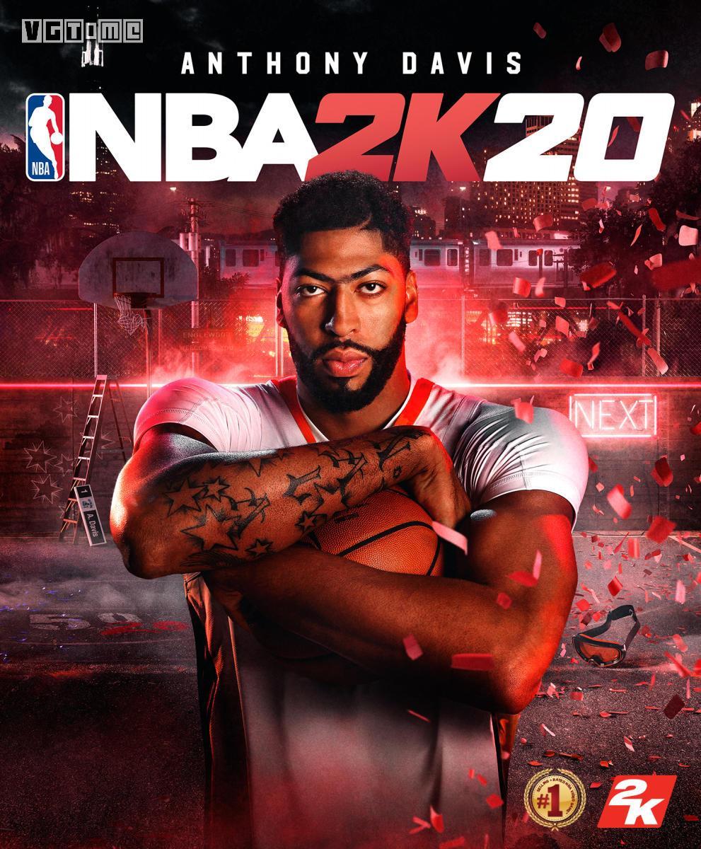 《NBA 2K20》封面球星公布:戴维斯&韦德