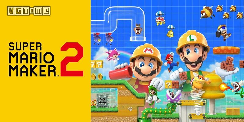 Come here and share some of the checkpoints you played in Super Mario Creator 2.
