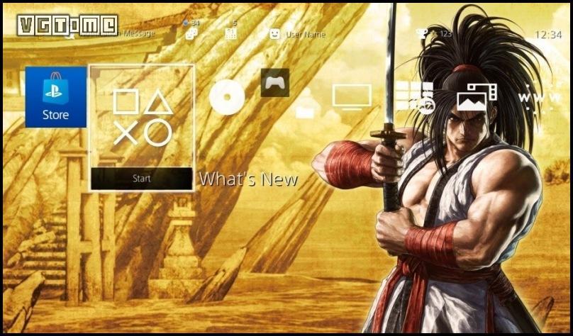 庆《侍魂 晓》日本销量破4万 官方推出免费PS4主题