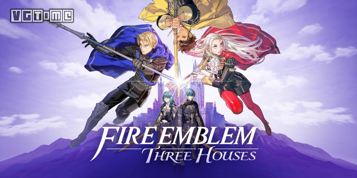 《火焰纹章 风花雪月》总监:没有光荣特库摩,就没有这款游戏