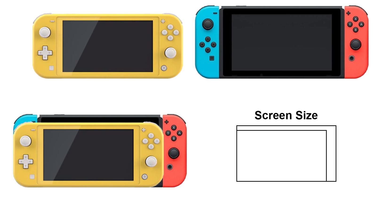 关于Switch Lite你目前应该知道的几件事
