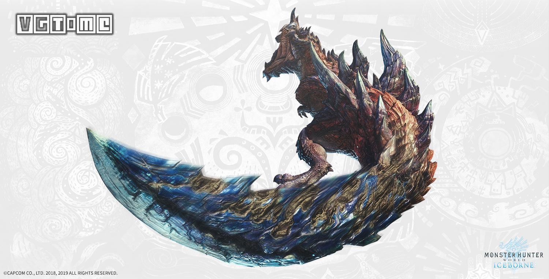 《怪物猎人 世界:冰原》新预告:斩龙终于亮相,碎龙也确认了