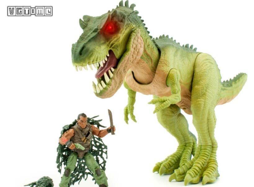 灭绝的《恐龙危机》,不变的怪兽风情
