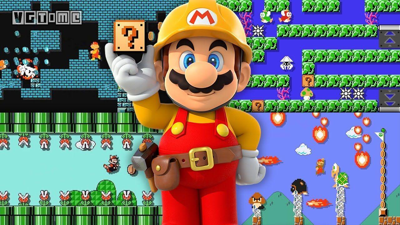 英国游戏周销量:《超级马力欧创作家2》持续霸榜