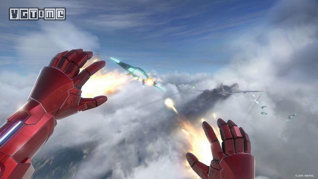 《漫威钢铁侠VR》开发者:必威betway866也得遵守牛顿定律