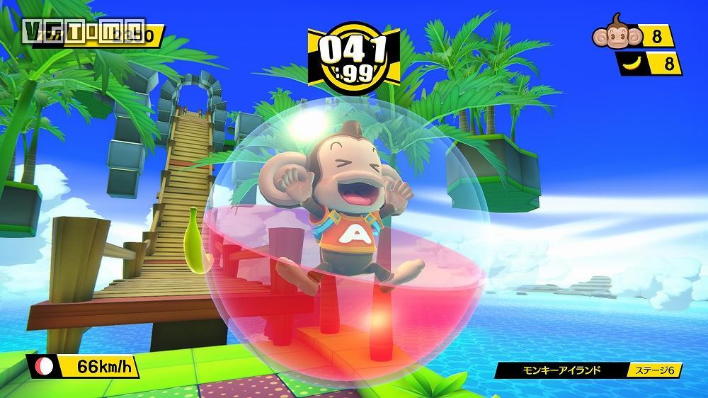 《现尝好滋味!超级猴子球》系统情报:含隐藏角色和派对玩法