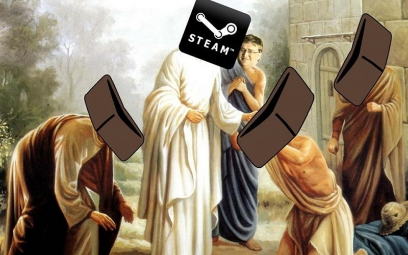 """为什么有人愿意在Steam""""亏钱""""倒卖游戏?"""