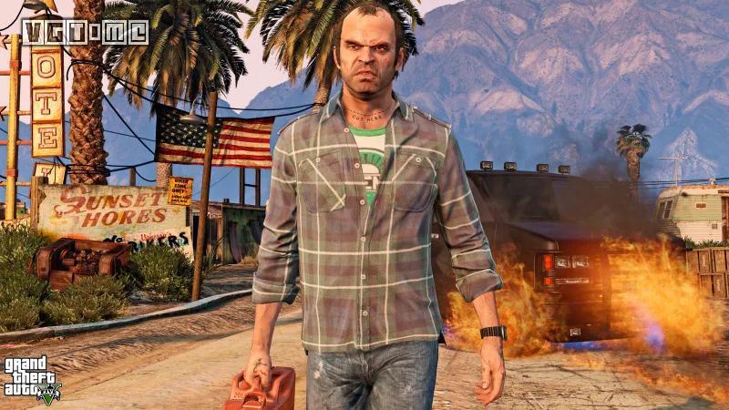 《GTA5》这么赚钱还减税?Rockstar在英国被盯上了