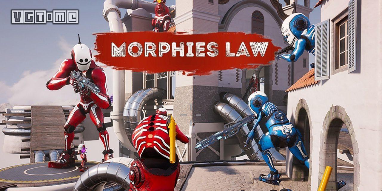 《Morphies Law》登陆Steam 你能在PC上射爆了