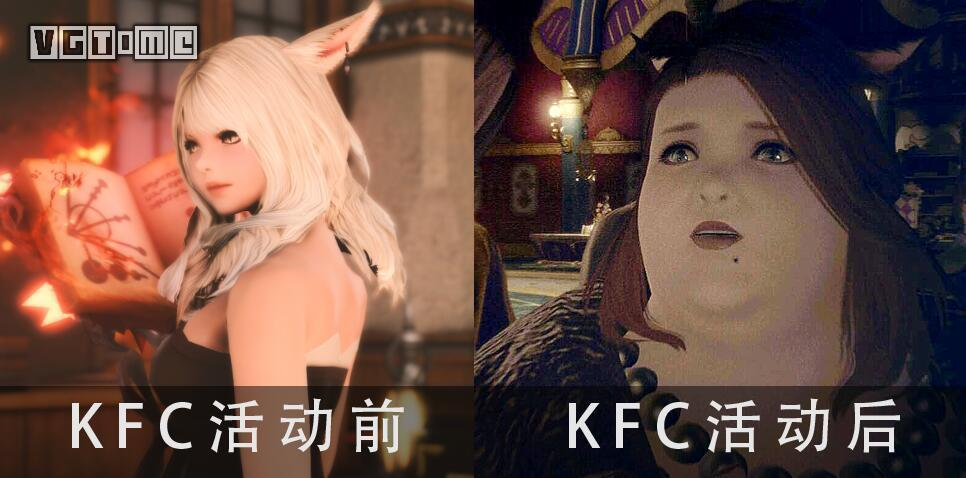 Chrysanthemum and Dao, Two Faces in Final Fantasy 14