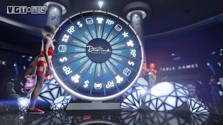 赌场开业让《侠盗猎车手Online》在线人数峰值破纪录