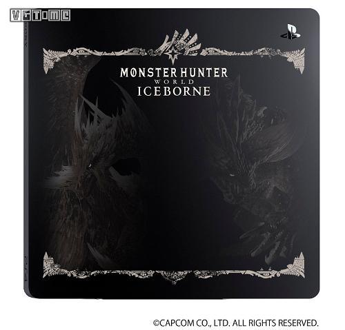 《怪物猎人 世界:冰原》x PlayStation联动商品公布,涵盖外壳、手柄及音箱