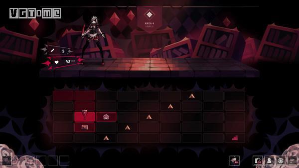 可爱少女在线打牌 《蔷薇的夜宴》现已登陆Steam