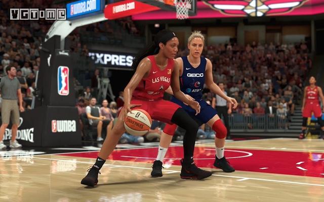WNBA将加入《NBA 2K20》,新宣传片公布