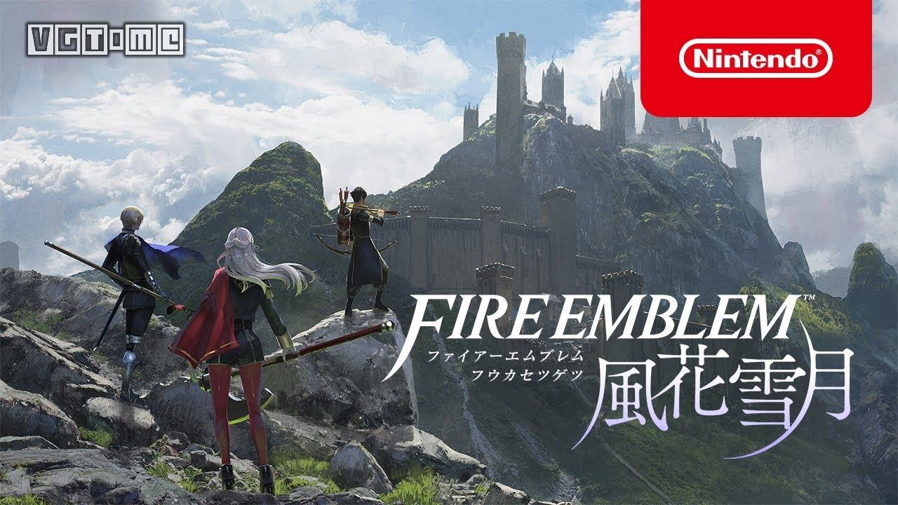 Flame Emblem, Wind, Flower, Snow and Moon, Taiwan and South Korea won double titles in game weekly sales