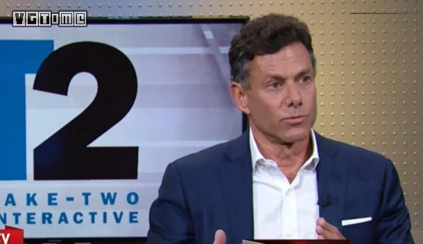 Take-Two CEO:若能证明游戏引发了暴力行为,就不会再卖