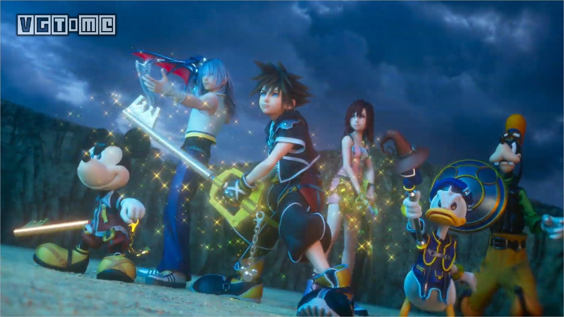 《Fami通》上半年日本游戏销量公布 《王国之心3》第一