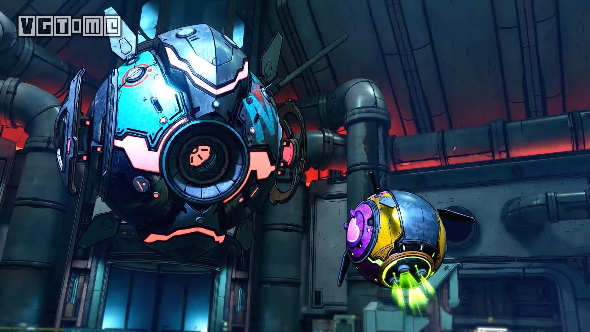 《无主之地3》全新中文预告:爆头,插芯,锤蛋蛋