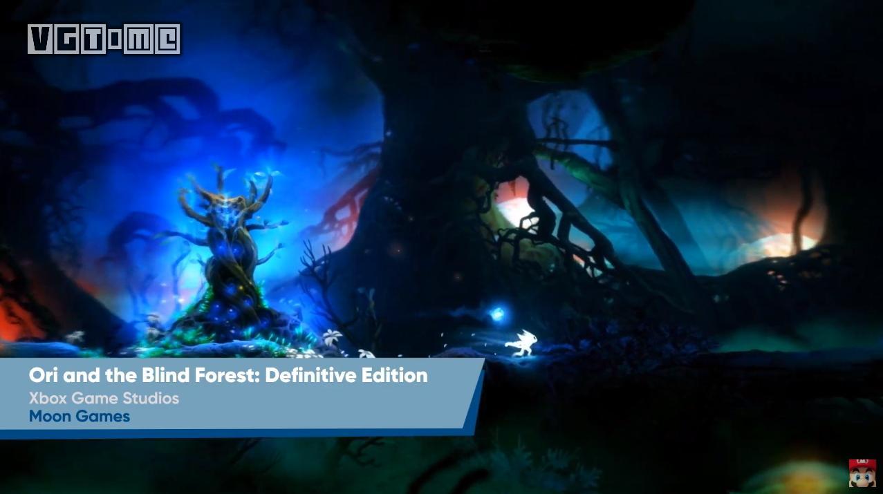 《精灵与森林 终极版》将于9月27日登陆Switch
