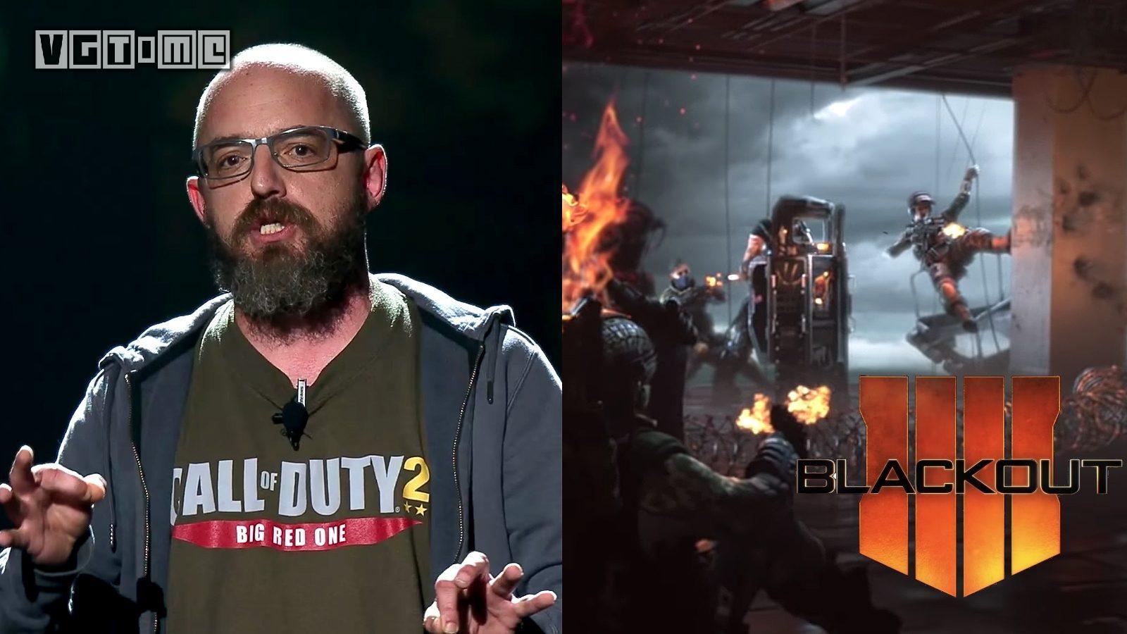 《使命召唤 黑色行动4》的设计总监被踢出团队