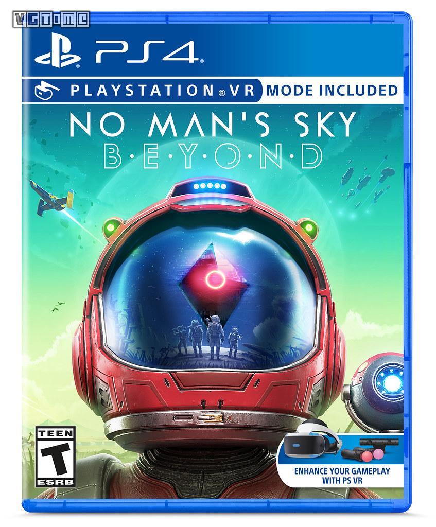 《無人深空》將發售新PS4實體版,包含所有更新