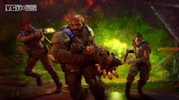开发商表示《战争机器5》的付费机制将会人性化