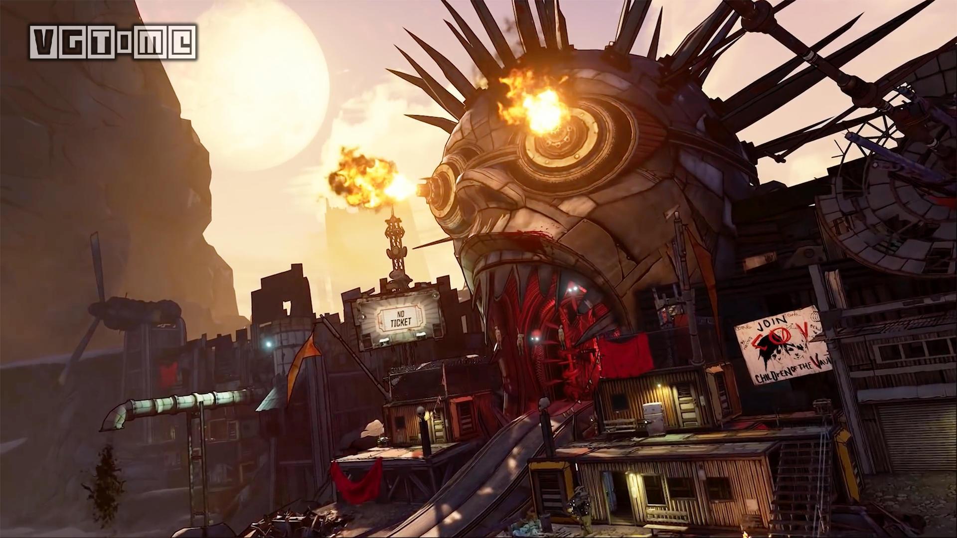 将《无主之地3》通关之后,你还可以游玩这些内容