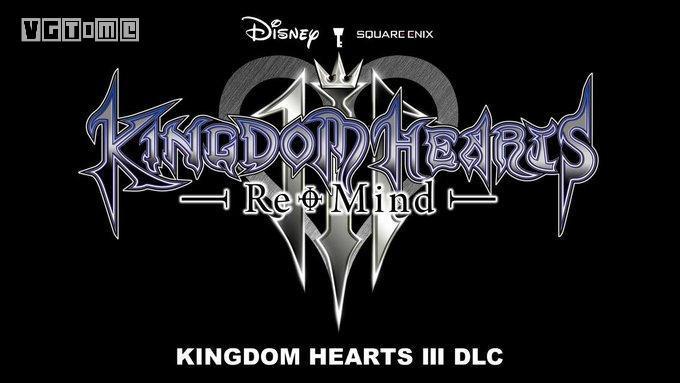《王国之心3》DLC「Re:Mind」新预告将在9月9日公布