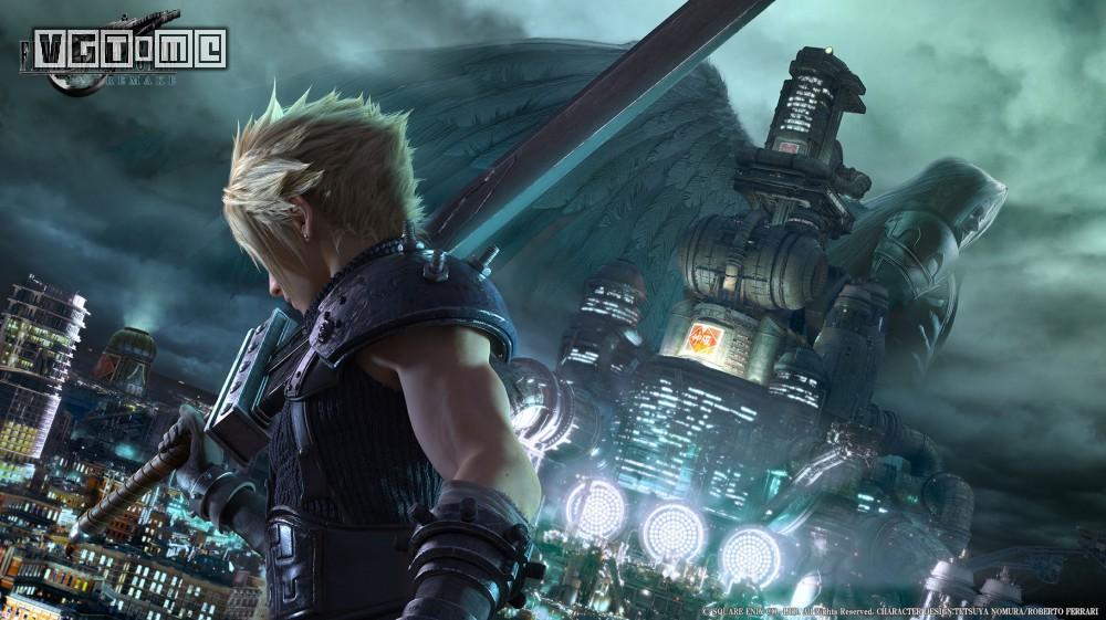 《最终幻想7 重制版》将于TGS 2019公布神罗相关角色