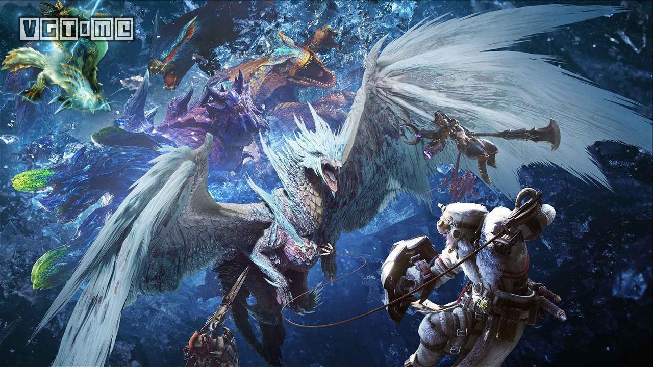 《怪物猎人 世界:冰原世纪》评测:也许很多年后,我们还会玩着「怪物猎人」