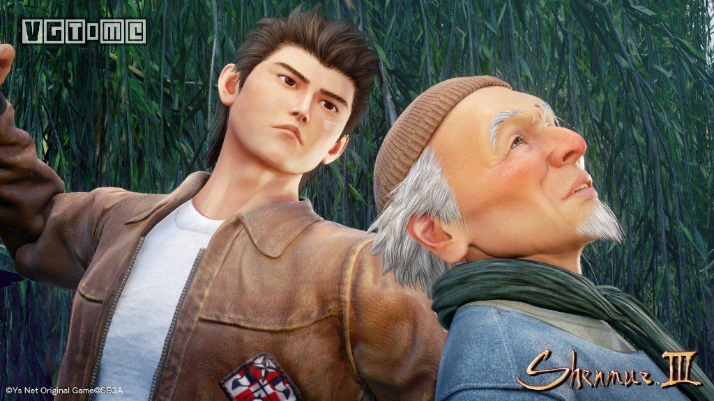 """《莎木3》将是一款""""暖心""""的游戏"""