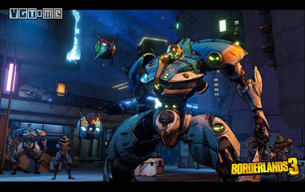 英国游戏周销量:《无主之地3》无悬念登顶